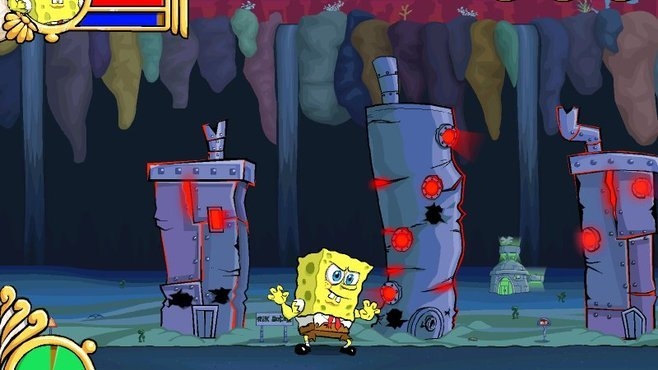 SpongeBob and The Clash of Triton Screenshot 4