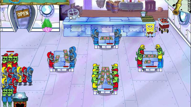 SpongeBob Diner Dash Screenshot 3