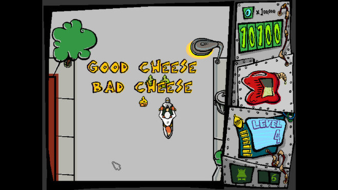 Spy Fox in Cheese Chase Screenshot 2