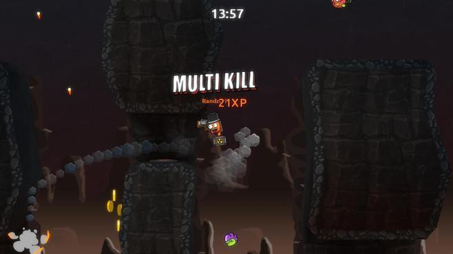 Square Heroes Screenshot 1