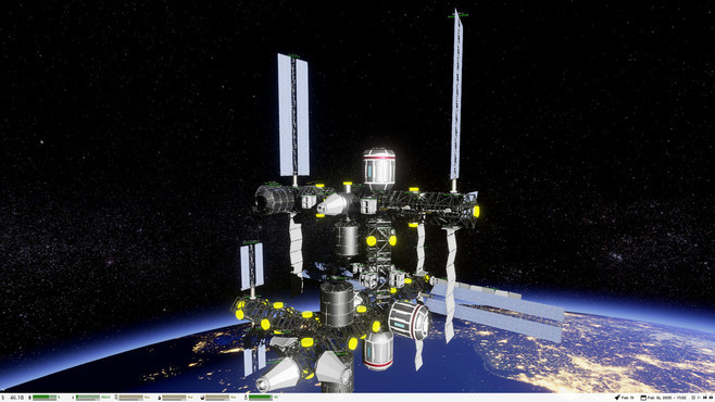 Stable Orbit Screenshot 1