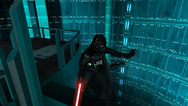 Star Wars: Jedi Knight II: Jedi Outcast Screenshot 2