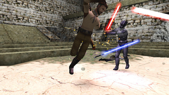 Star Wars: Jedi Knight II: Jedi Outcast Screenshot 6
