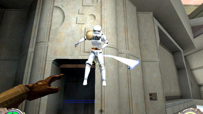 Star Wars: Jedi Knight II: Jedi Outcast Screenshot 7