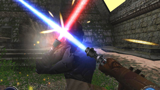 Star Wars: Jedi Knight II: Jedi Outcast Screenshot 8