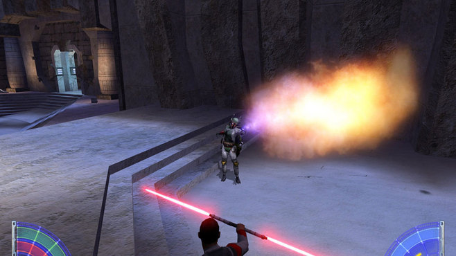 Star Wars: Jedi Knight: Jedi Academy Screenshot 1