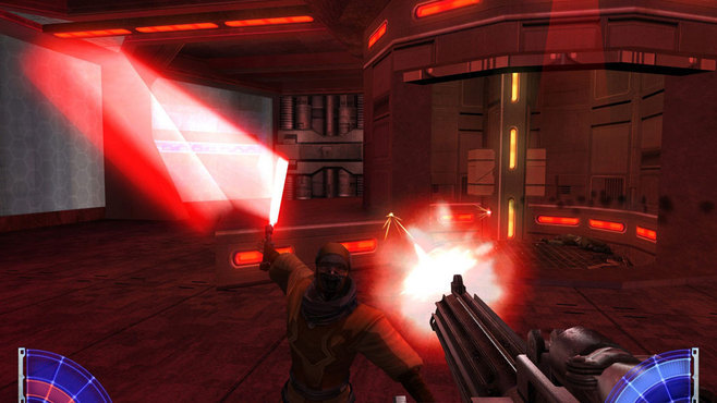 Star Wars: Jedi Knight: Jedi Academy Screenshot 2