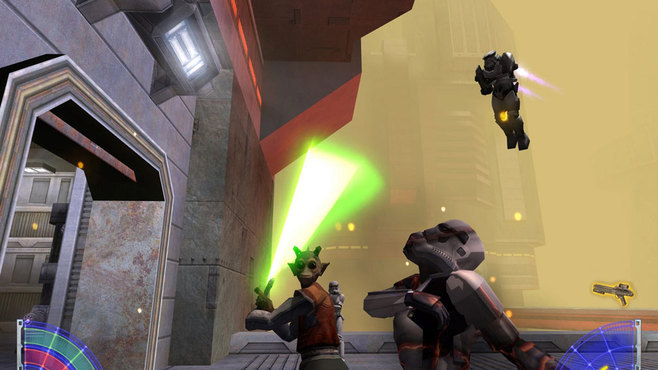 Star Wars: Jedi Knight: Jedi Academy Screenshot 3