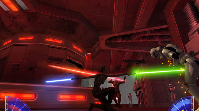 Star Wars: Jedi Knight: Jedi Academy Screenshot 4