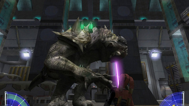 Star Wars: Jedi Knight: Jedi Academy Screenshot 5