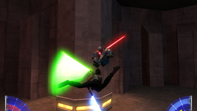 Star Wars: Jedi Knight: Jedi Academy Screenshot 7