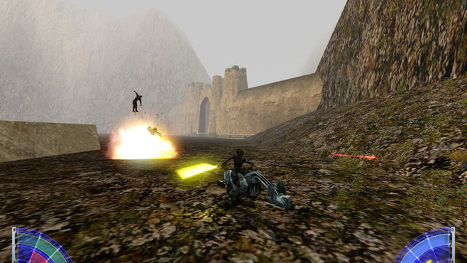Star Wars: Jedi Knight: Jedi Academy Screenshot 9