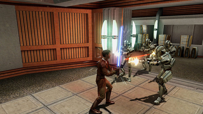 Star Wars: Knights of the Old Republic Screenshot 2