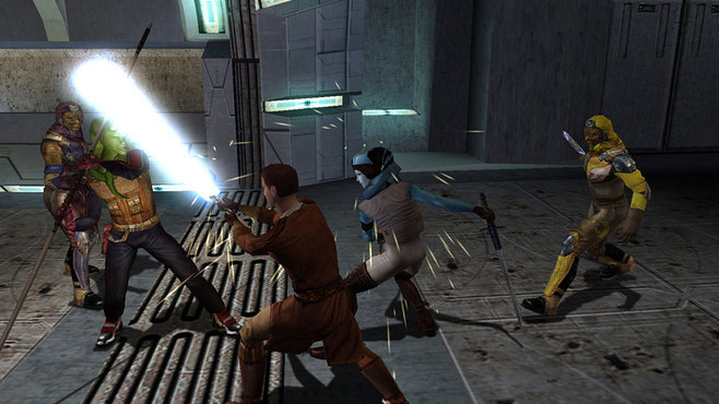Star Wars: Knights of the Old Republic Screenshot 3