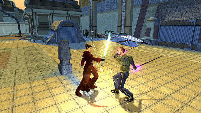 Star Wars: Knights of the Old Republic II Screenshot 1