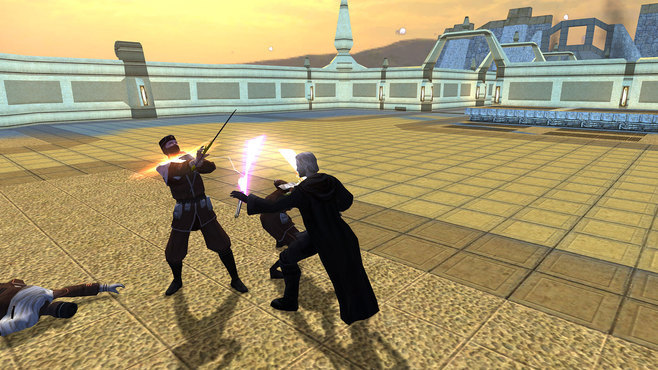 Star Wars: Knights of the Old Republic II Screenshot 4