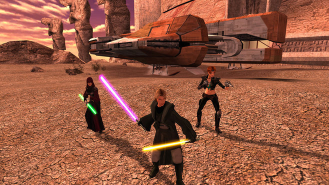 Star Wars: Knights of the Old Republic II Screenshot 7