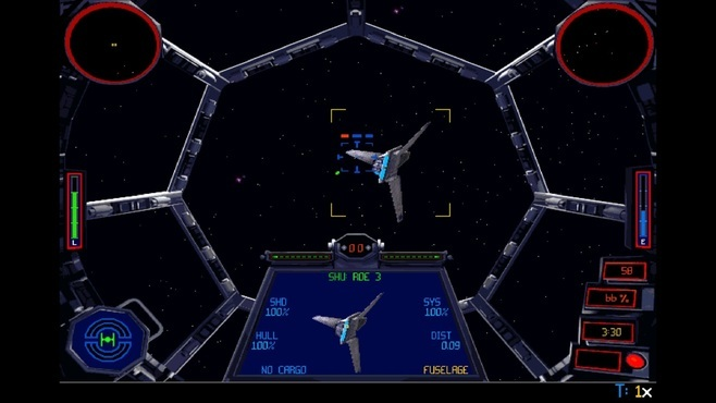 STAR WARS™: TIE Fighter Special Edition Screenshot 1