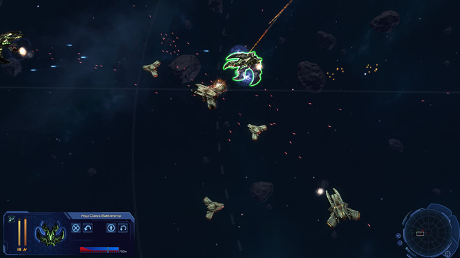 StarDrive 2 Deluxe Edition Screenshot 2