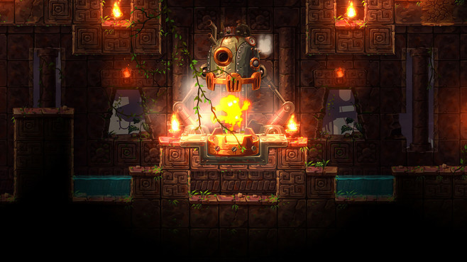 SteamWorld Dig 2 Screenshot 8