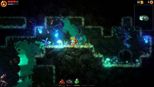 SteamWorld Dig 2 Screenshot 12