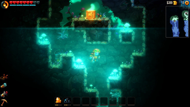 SteamWorld Dig 2 Screenshot 13