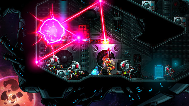 SteamWorld Heist Screenshot 8