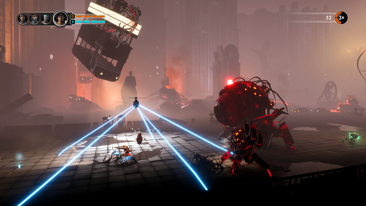 Steel Rats Screenshot 6