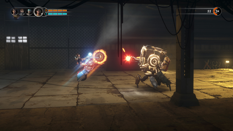 Steel Rats Screenshot 9