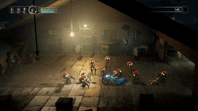 Steel Rats Screenshot 13