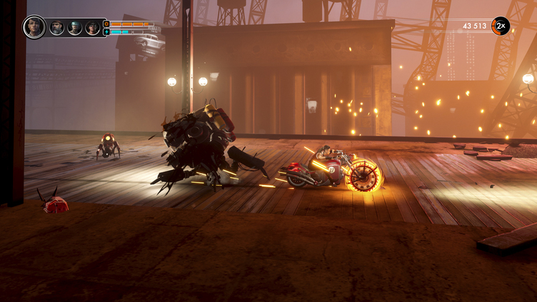 Steel Rats Screenshot 16
