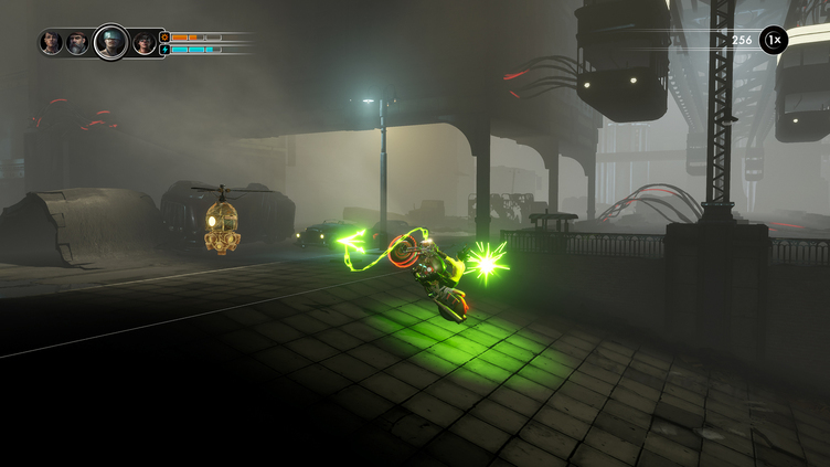 Steel Rats Screenshot 18