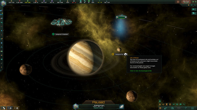 Stellaris: Ancient Relics Story Pack Screenshot 4