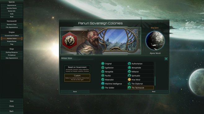 Stellaris: Humanoids Species Pack Screenshot 6