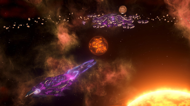 Stellaris: Lithoids Species Pack Screenshot 4
