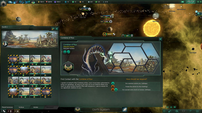 Stellaris: Plantoids Species Pack Screenshot 2