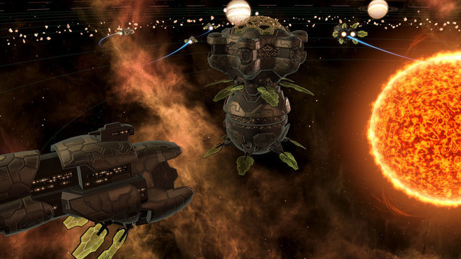Stellaris: Plantoids Species Pack Screenshot 5