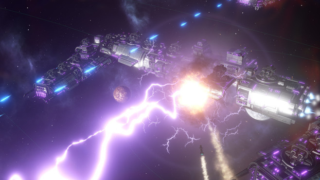 Stellaris: Synthetic Dawn Story Pack Screenshot 1