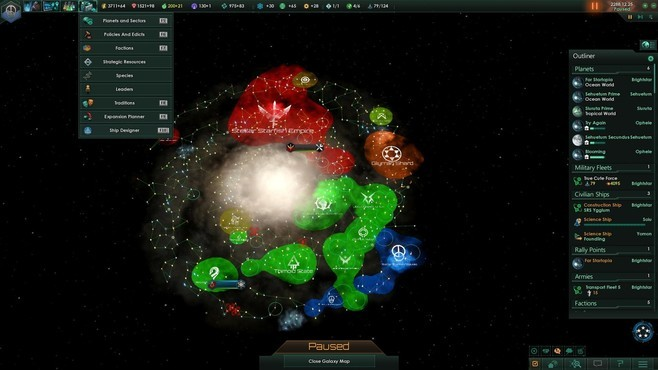 Stellaris: Utopia Screenshot 2