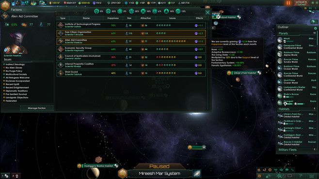 Stellaris: Utopia Screenshot 5