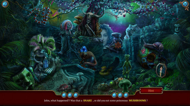 Stranded Dreamscapes: Deadly Moonlight Screenshot 5