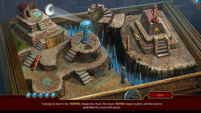 Stranded Dreamscapes: Deadly Moonlight Screenshot 1