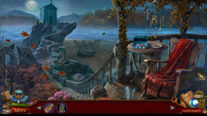 Stranded Dreamscapes: Deadly Moonlight Screenshot 2