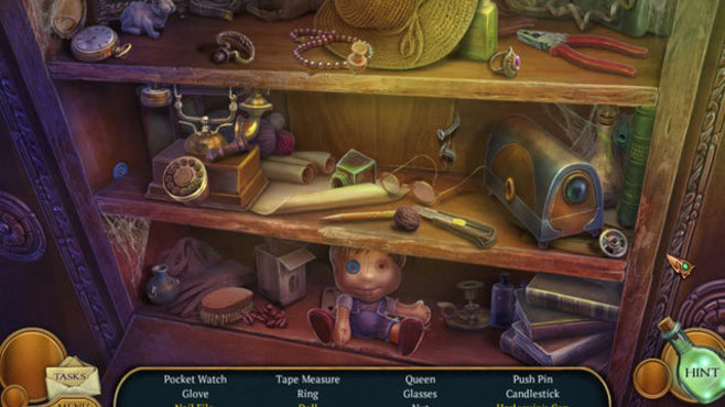 Stranded Dreamscapes: The Doppelganger Collector's Edition Screenshot 2