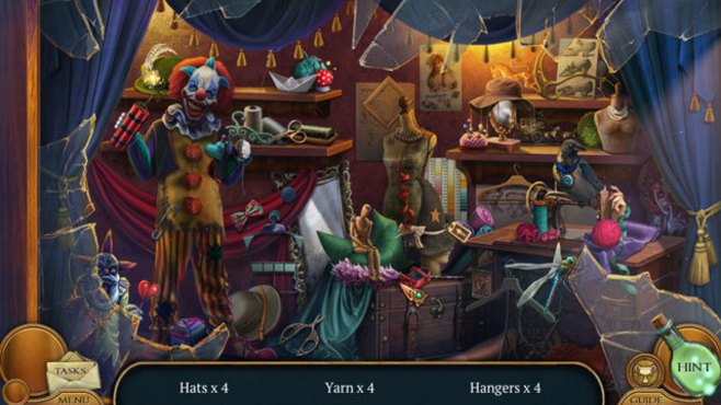Stranded Dreamscapes: The Doppelganger Collector's Edition Screenshot 4