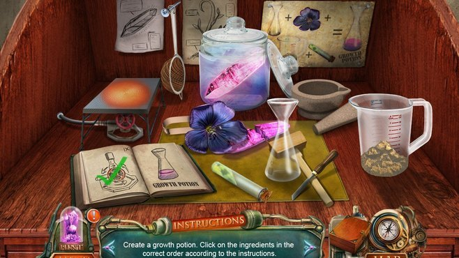 Strange Discoveries: Aurora Peak Collector's Edition Screenshot 4