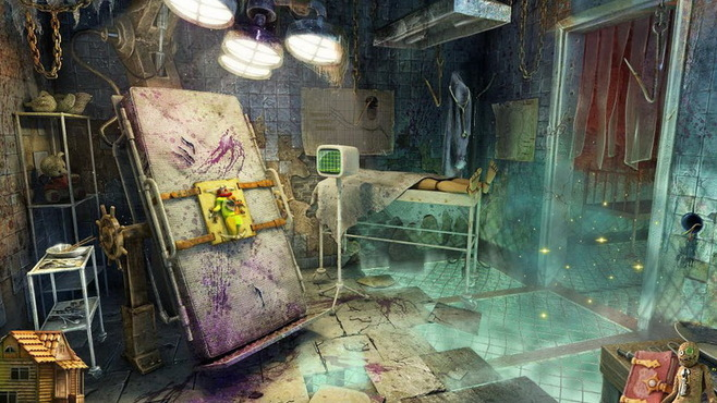 Stray Souls: Dollhouse Story Screenshot 2