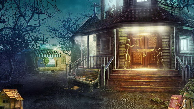 Stray Souls: Dollhouse Story Collector's Edition Screenshot 1