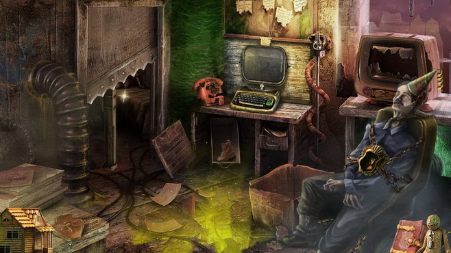 Stray Souls: Dollhouse Story Collector's Edition Screenshot 4
