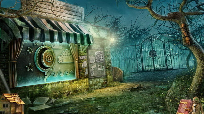 Stray Souls: Dollhouse Story Collector's Edition Screenshot 6